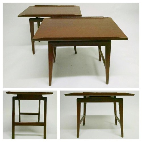 Kofod-Larsen End Tables