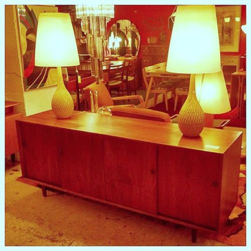 Canadian Walnut Sideboard