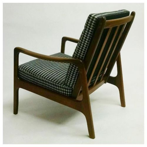 Ole Wanscher Lounge Chair