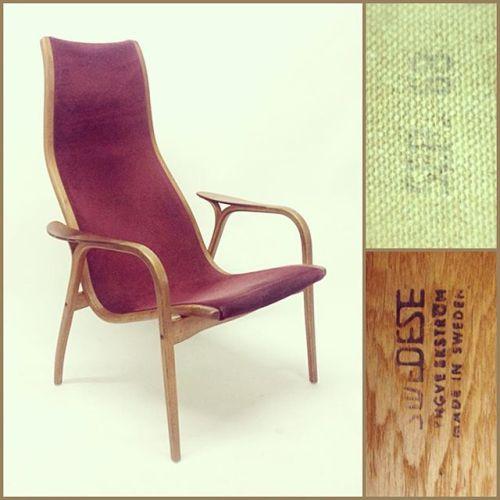 Yngve Ekström's Lamino Chair