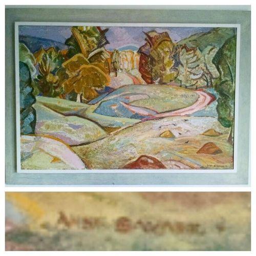 Anne Savage Painting