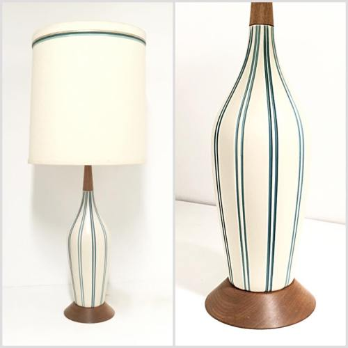 Ceramic Devonware Table Lamps