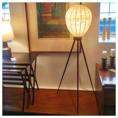 Danish Tripod Lamp