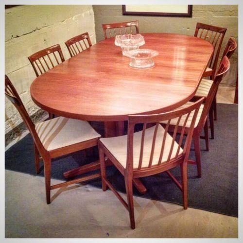 x8 Mahogany Chairs