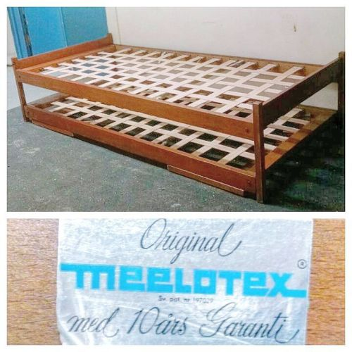 Danish Trundle Bed