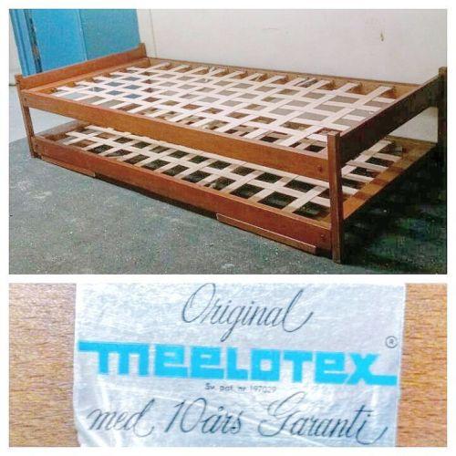 Danish Trundle Bed