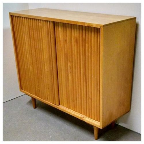 Solid Birch Cabinets