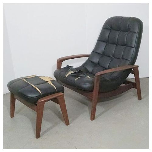 Huber Scoop Chair (#2)