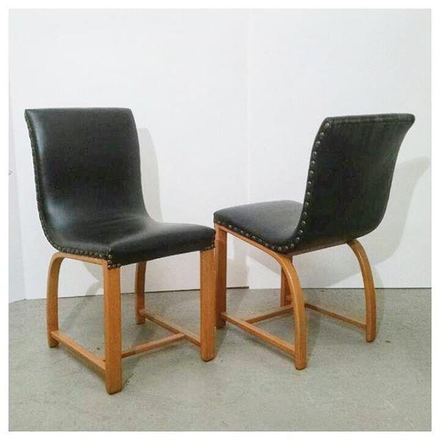 American Furniture Warehouse Gilbert: FOUNDDESIGN » » Gilbert Rohde Side Chairs