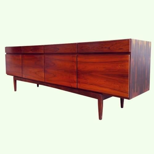 Ib Kofod Larsen Rosewood Sideboard