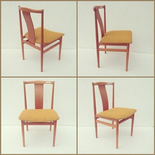 Sørensen Side Chairs