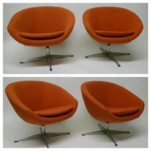 Overman Swedish Pod Chairs