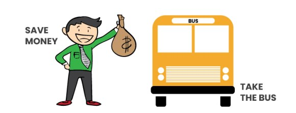 How to Save Money When Rent is High? 11 Tips for You save money take the bus Use public transport as you can How to save money when rent is high?