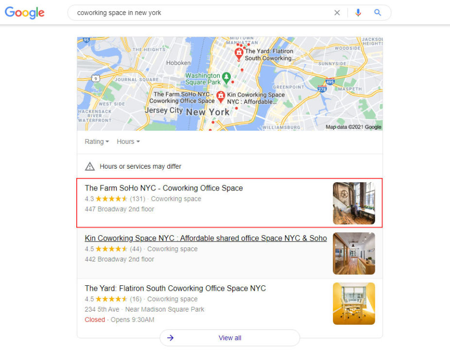 How to Generate Leads for Coworking Space Advertise using PPC advertising   Google My Business
