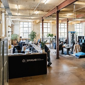 Founders can apply for new SpinLab class