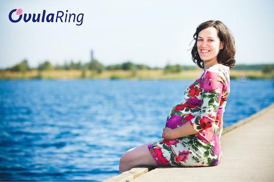 Mit Hilfe des Ovularings schaffen es manche Frauen schwanger zu werden, die die Hoffnung schon aufgegeben hatteFoto: Vivo Sens Medical/Anne Kreuz Fotografie