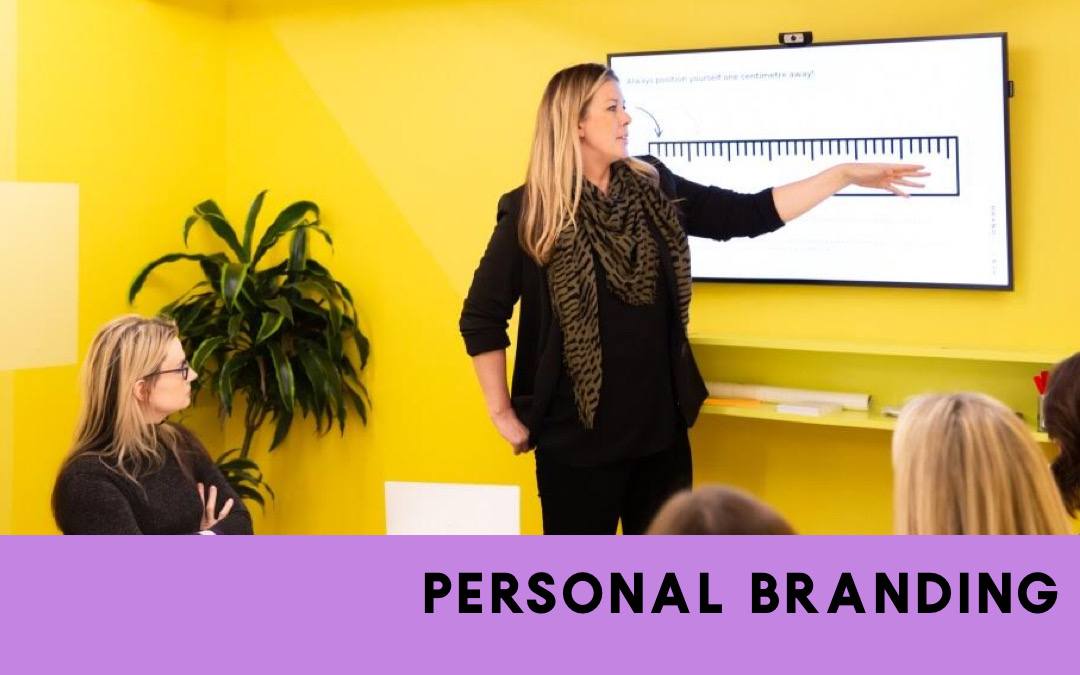 Building a personal brand? Start applying the 1cm rule.