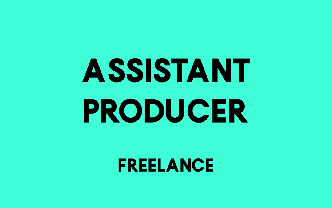 Assistant Producer in Advertising / Film