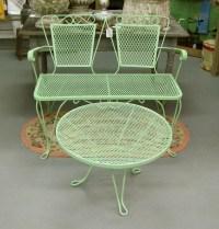 Vintage Metal Outdoor Furniture   www.pixshark.com ...