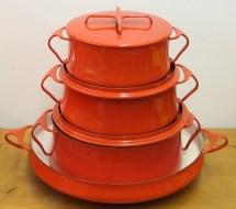 In Ithaca Vintage Dansk Kobenstyle Cookware 7 Pc