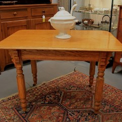 Vintage Kitchen Table Stores Denver Found In Ithaca  Antique Oak Sold