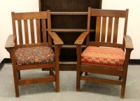 Antique Mission Chairs | Antique Furniture