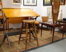 In Ithaca Vintage Mayline Drafting Table Sold