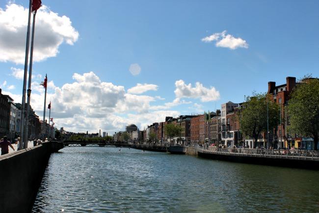 River Quay Dublin
