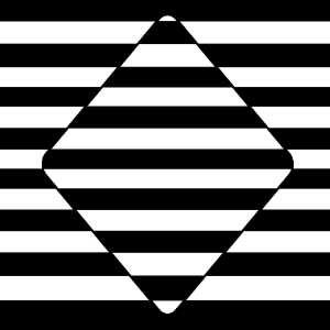 optical illusion diamond artist simple paintings casino blackjack strategy artwork digital diamonds war albums foundmyself uploaded february piece which