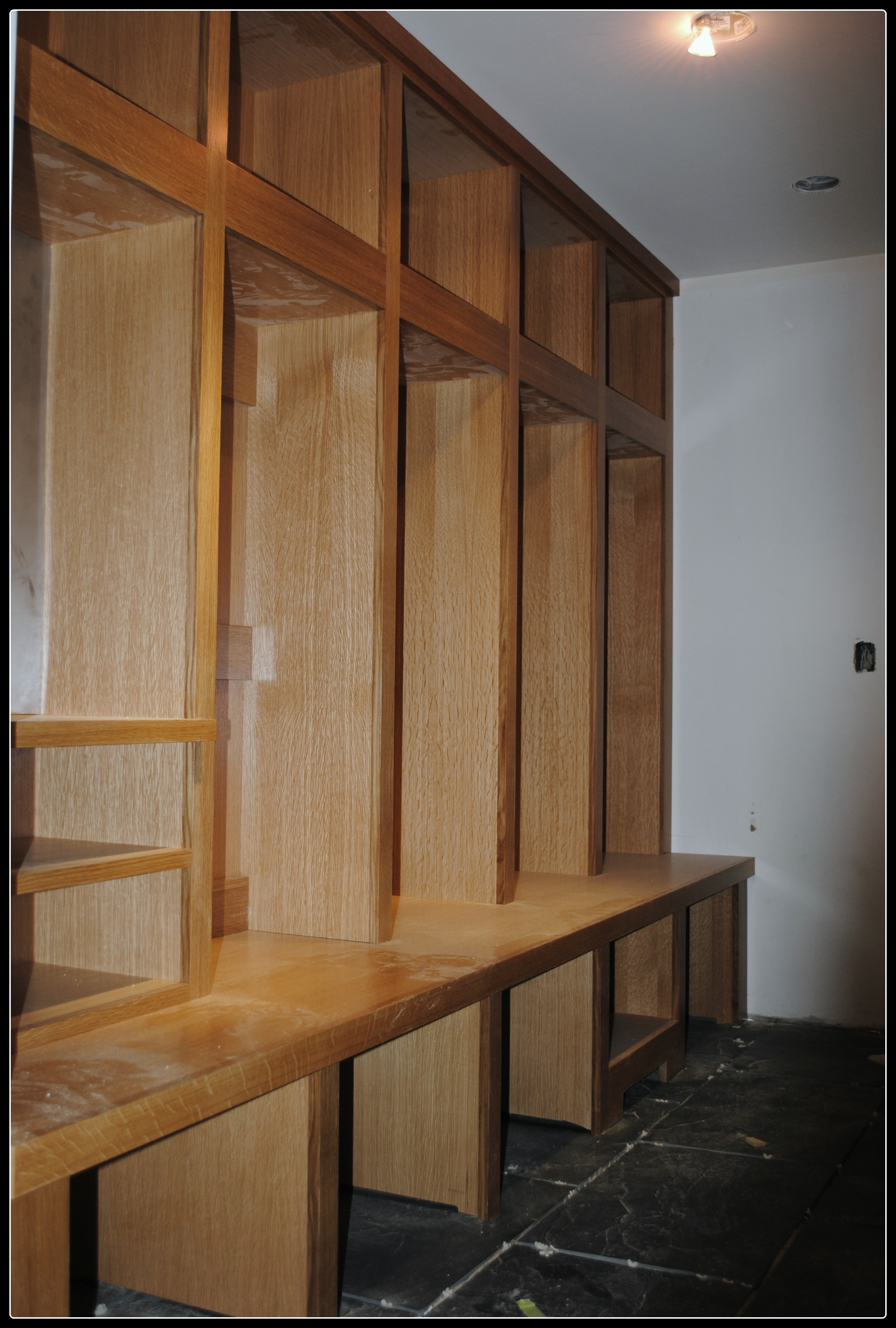 slate kitchen appliances cabinet countertop ideas our remodel: the end is near   found! not lost blog