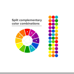 Color Combinations For Diagram Pupil Diameter Chart How To Choose The Best Logo Your Company Schemes Analog Colors