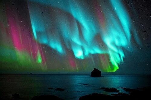 Best Place And Time See Northern Lights