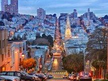 San Francisco Wonderful City Of State California