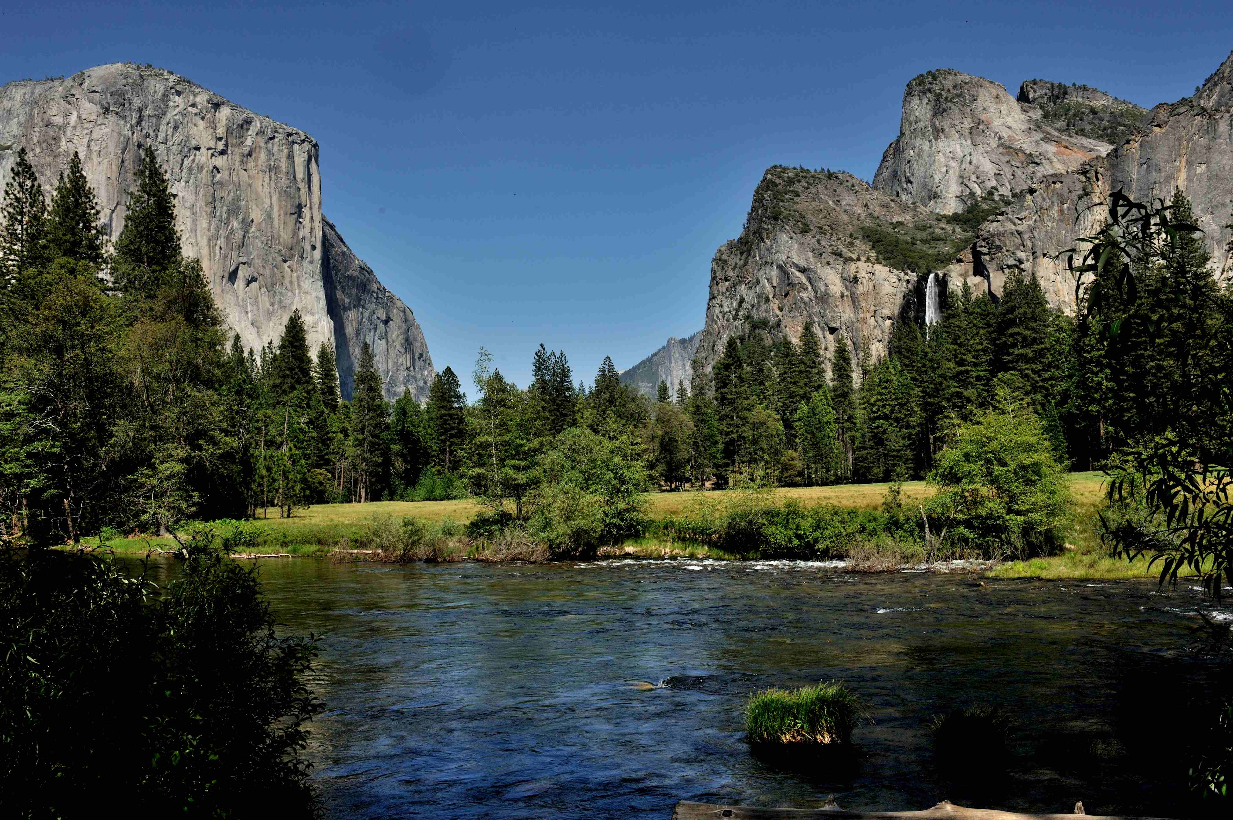 Yosemite National Park An Adventurers Place