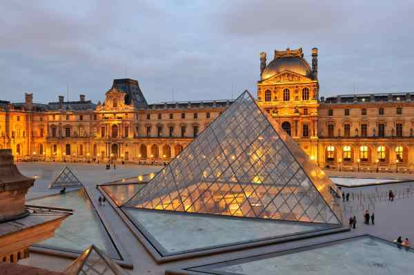 Inspiration & Fascination Of Louvre World