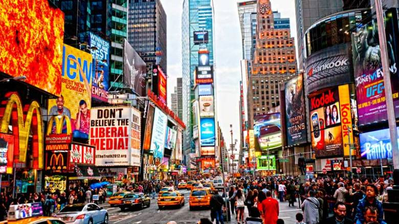 Image result for times square new york