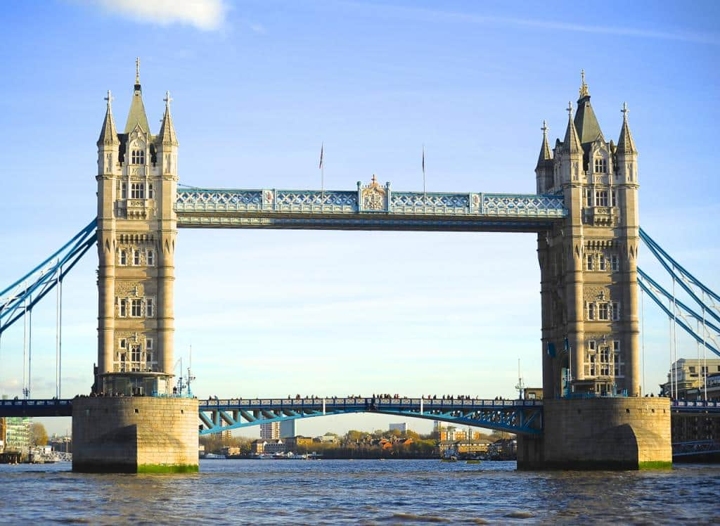 Tower Bridge And London Bridge  Travel Guide  Things To