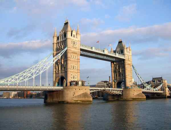 Tower Bridge And London - Travel Guide & World