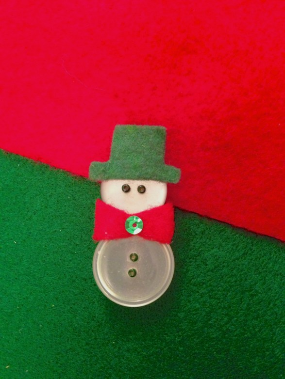So many fun craft ideas for the holidays! These button snowmen make fun present toppers, stocking stuffers, and thoughtful gifts for kids to give to their friends. And don't miss the beaded candy canes, which offer another fun project...great for hand-eye coordination, too!