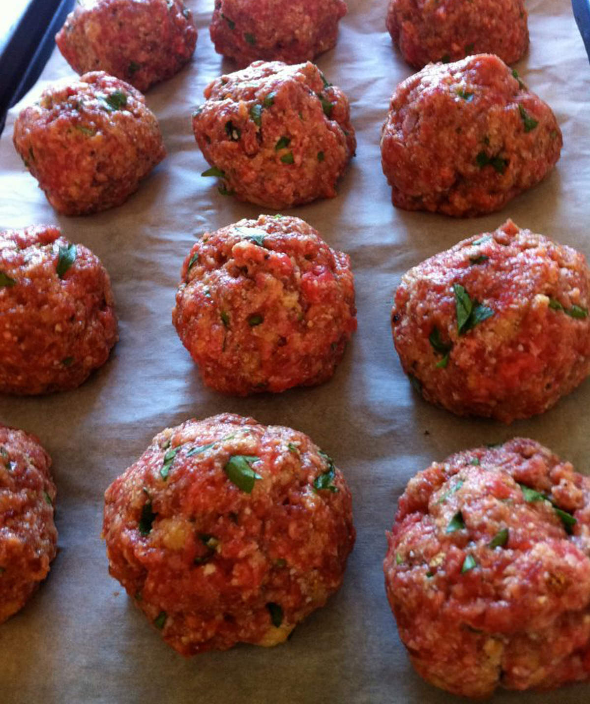 Jens Incredible Baked Meatballs  The Fountain Avenue Kitchen