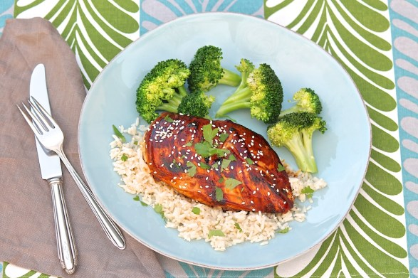 Seared Sesame Chicken