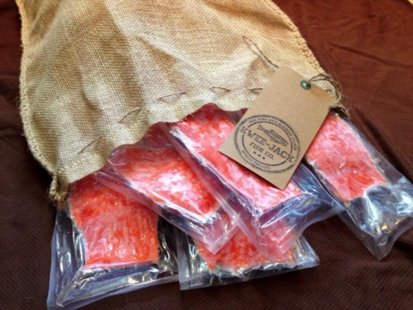 packaged Sockeye