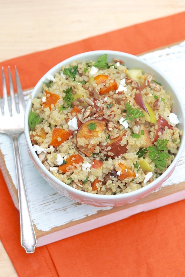 Build-Your-Own Veggie and Grain Salad