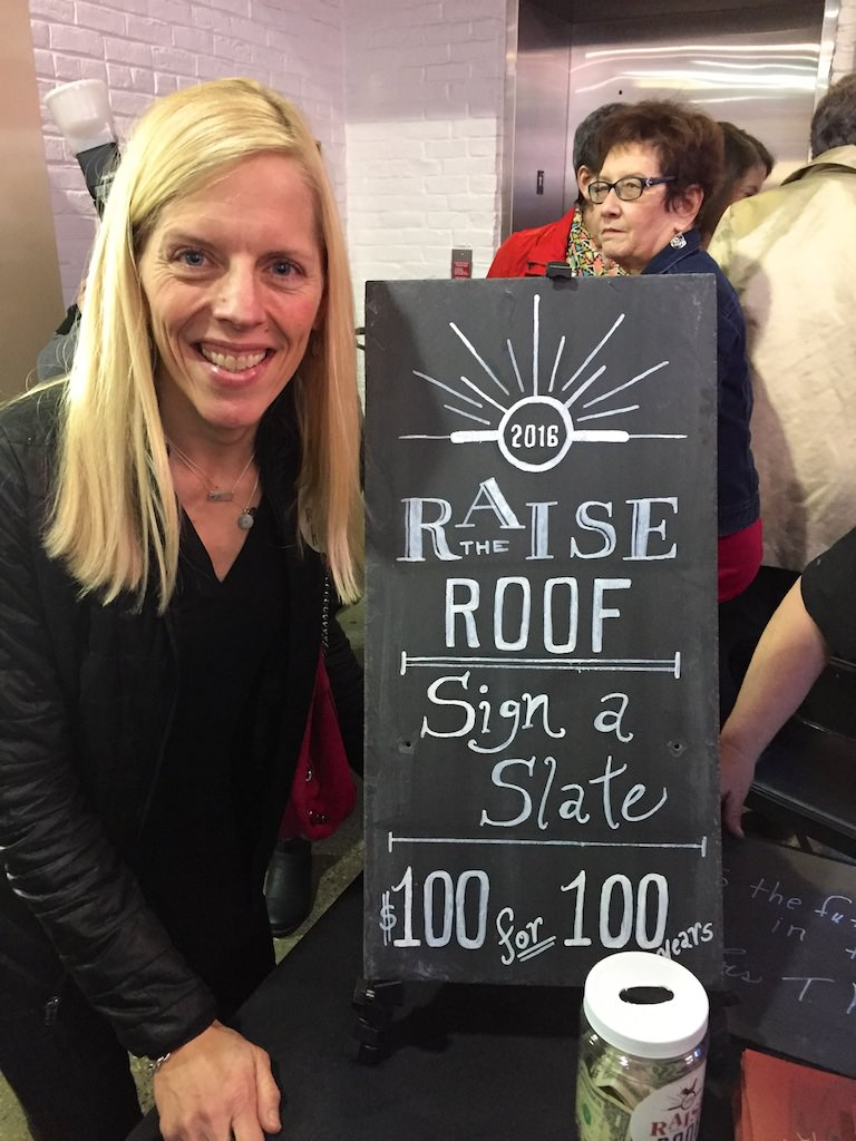 "Central Market ""Raise the Roof"" Campaign"