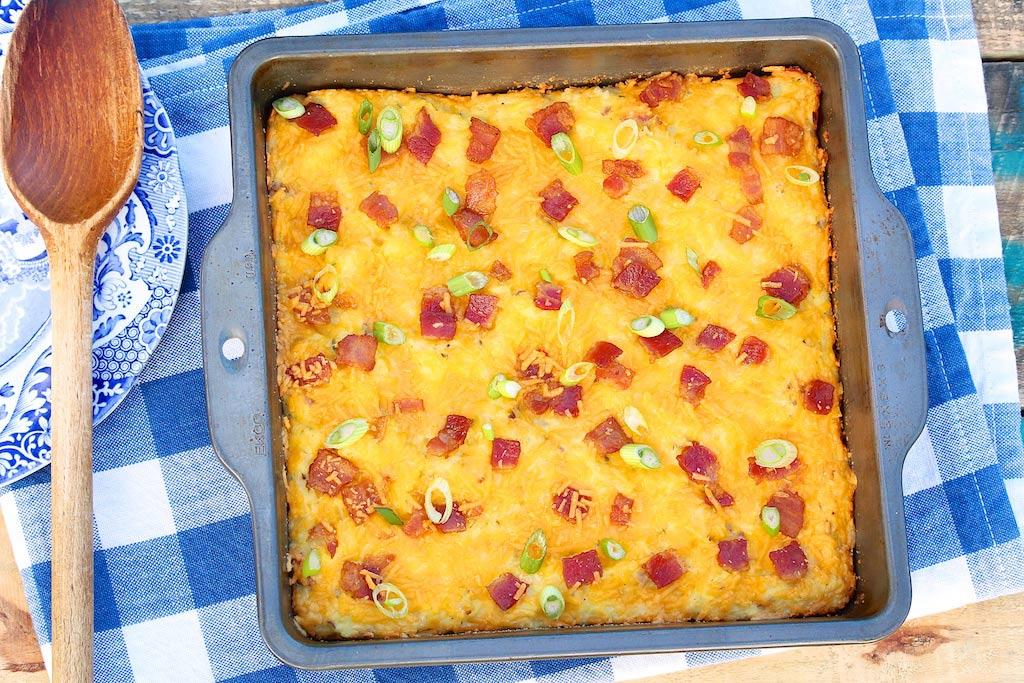 Leftover Mashed Potato Bake – The Fountain Avenue Kitchen