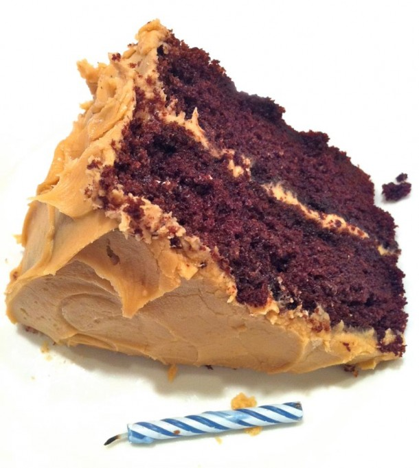 Best Ever Caramel Frosting - utterly delicious and can be prepared well in advance