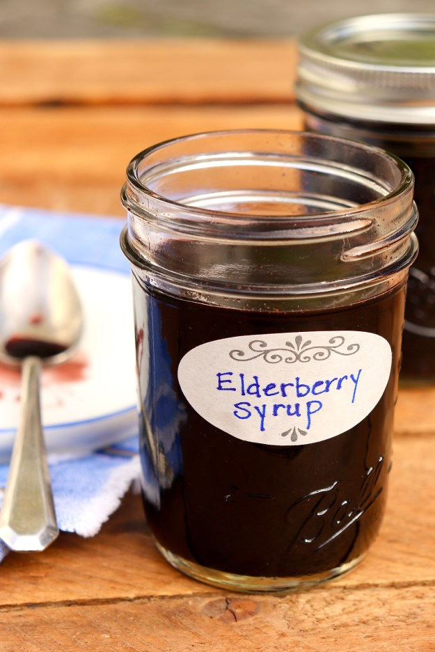 This easy-to-make syrup is my go-to remedy for fighting colds and flu, and it's less expensive and better tasting that conventional medicines. For best relief, take it at first sign of a virus. A daily dose may also be taken as a preventative measure.