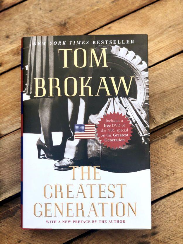 The Greatest Generation by Tom Brokaw: