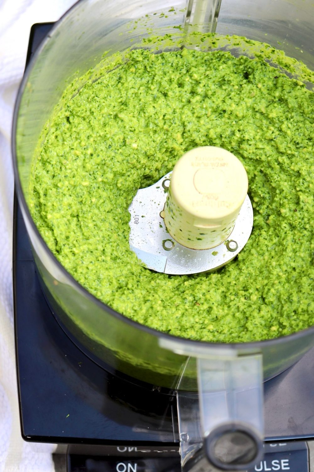 Quite possibly the most versatile pesto ever, this simple recipe will make delicious use out of a variety of healthy greens and can be enjoyed in so many ways!
