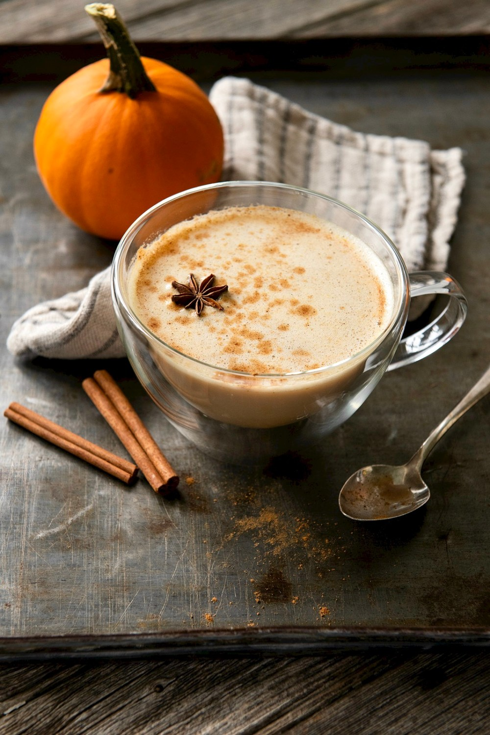 An easy, inexpensive way to get your cafe fix at home, this fan favorite latte works for both tea and coffee lovers and can be served iced or hot and even made in bulk.
